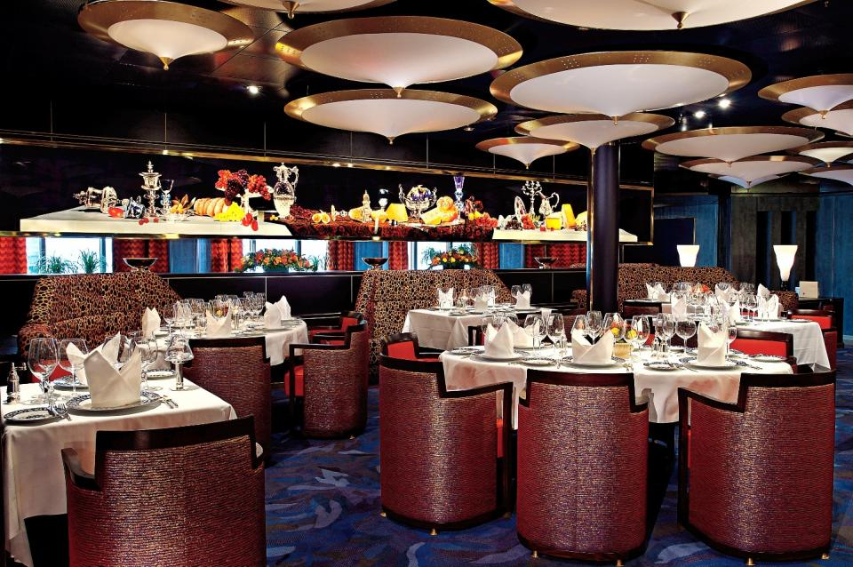 Holland america westerdam dining times on celebrity