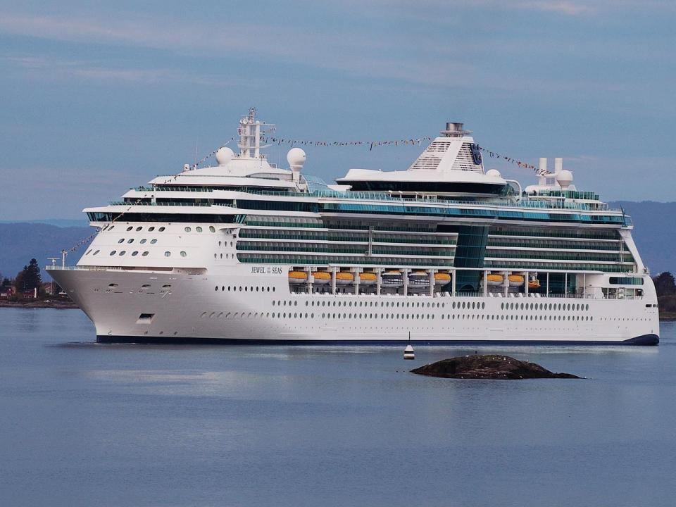 Jewel Of The Seas Photos