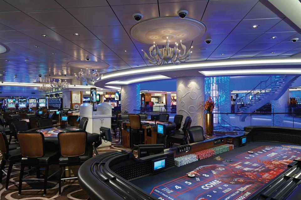 Gambling getaways