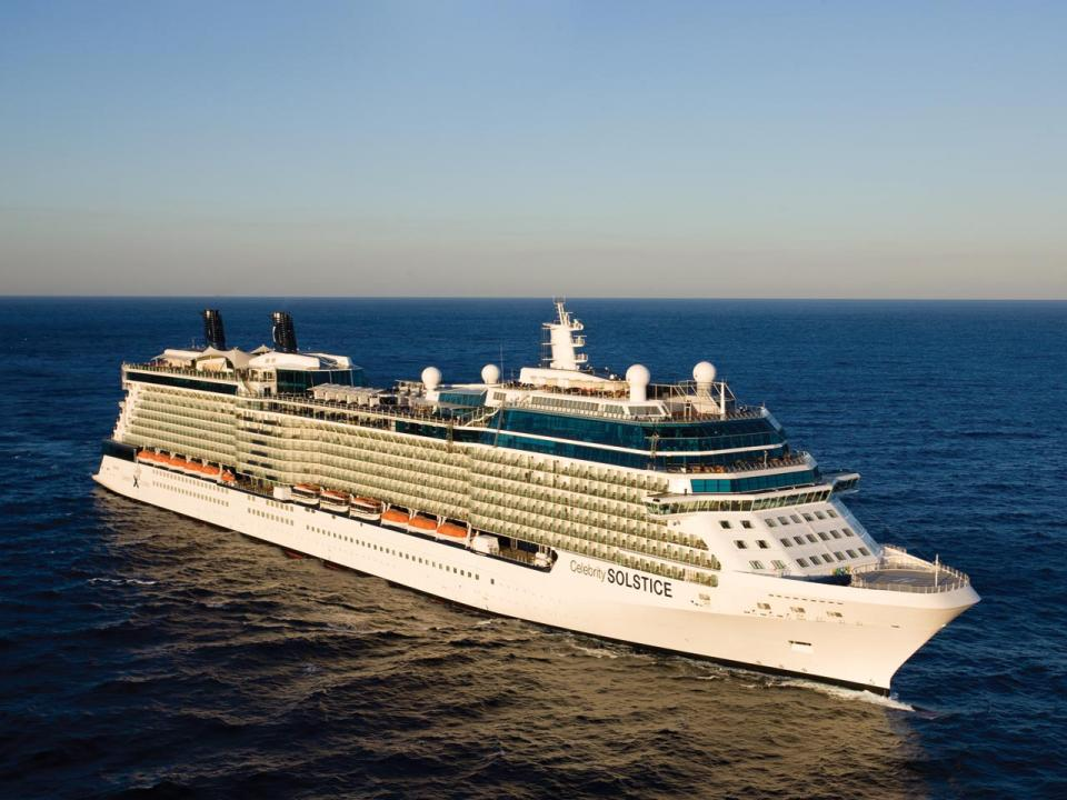 List of largest cruise ships - Wikipedia