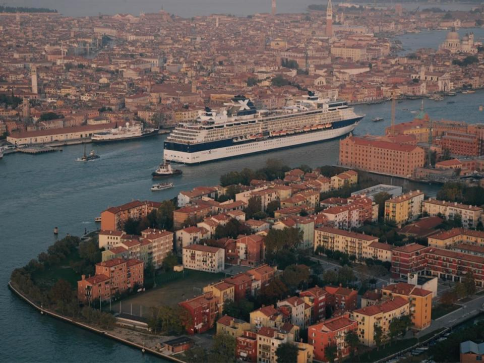 Celebrity Cruises - 7-Nights from Rome to Venice Cruise on ...