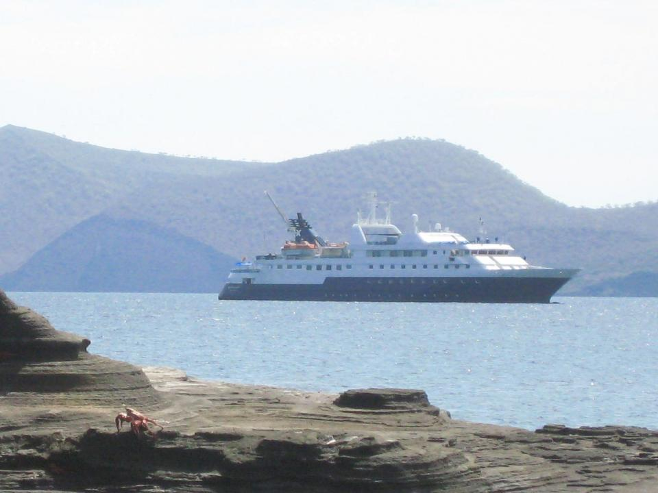Cruise the galapagos islands with celebrity