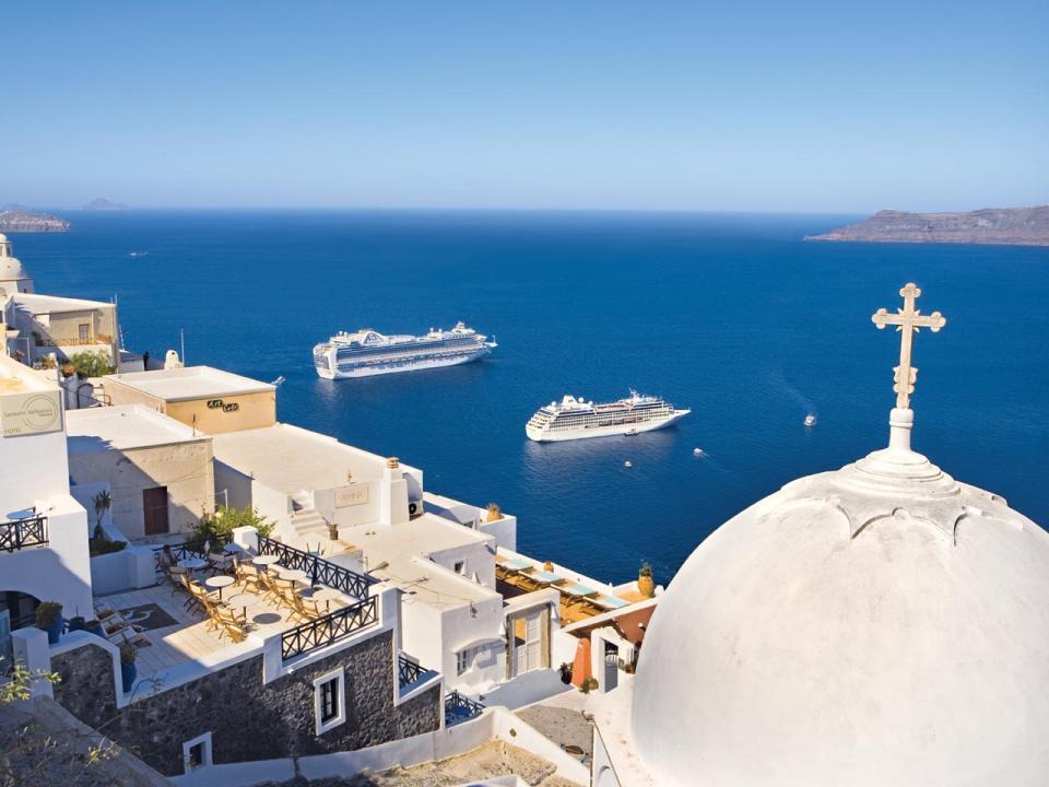 Разница с грецией