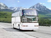 Deluxe Motorcoach Transportation including Hotel & Rail Transfers