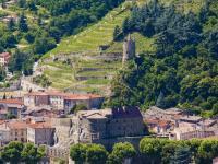 Tournon-sur-Rhone, France