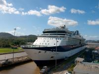 Cruising the Panama Canal, Panama