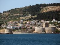 Cruising the Dardanelles