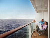 Book Oceanview or Higher - Choose Two Offers: FREE Drink Package, Pre-Paid Gratuities, $300 Onboard Credit or $199 Internet Package