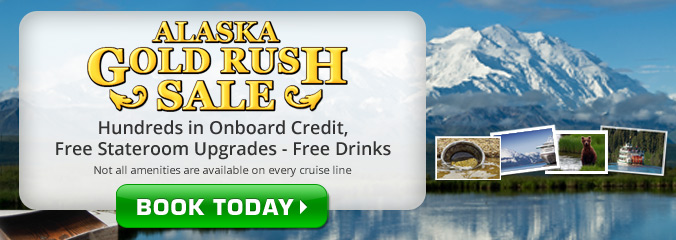Alaska Gold Rush Sale