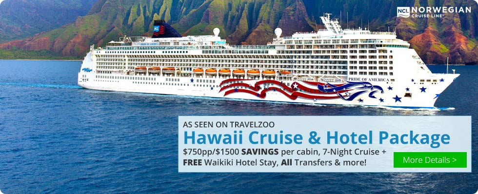 As Seen on TravelZoo!