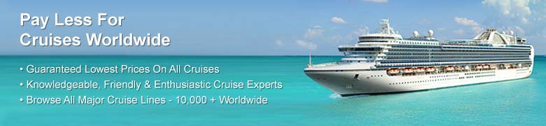 Guaranteed Lowest Prices On All Cruises