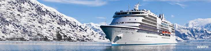 Regent Seven Seas AllInclusive Alaska Cruises - Alaska all inclusive