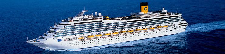 Costa Cruise Lines Profile