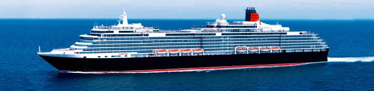 Cheap Cunard Cruise Line Profile