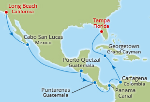 Carnival Journeys Special Voyages With Hotel Amp Transfers