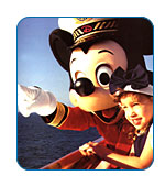 Disney Cruise Line Onboard Activities