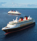 Disney Cruise Lines Ships