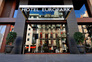 2 Nights First Class Barcelona Hotel