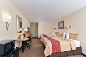 1 Night Seattle Hotel - Upgrades Available