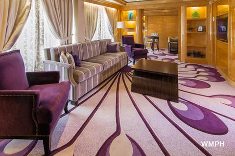 Disney Wonder Cabin 8530 Category 00r Concierge Royal