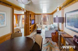 Disney Wonder - Category 00T - Cabin # 8048