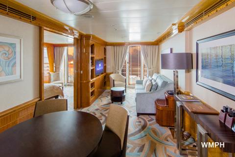 Disney Wonder Cabin 8602 Category 00t Concierge 1