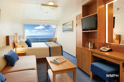 Carnival Glory Cabin 9197 Category 6j Scenic Ocean View Stateroom 9197 On Icruise Com