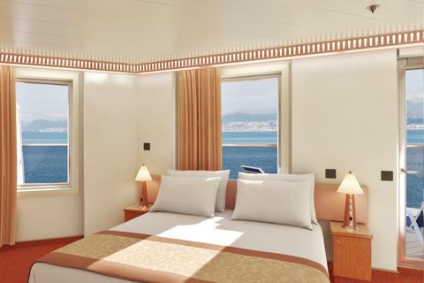 Carnival Glory Cabin 8455 Category 9c Premium Vista Balcony Stateroom 8455 On Icruise Com