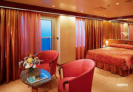 Carnival Glory Cabin 7315 - Category GS - Grand Suite 7315 ...