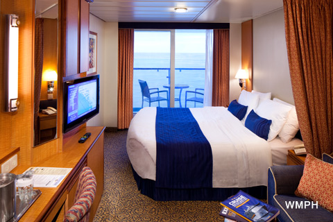 Charmant Serenade Of The Seas   Category 4B   Cabin # 9648