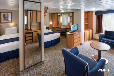 Serenade Of The Seas Cabin 1054 Category Ff Two Bedroom Family