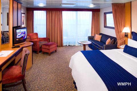 Merveilleux Serenade Of The Seas   Category J3   Cabin # 1028