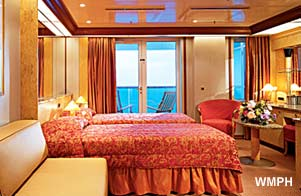 Carnival Pride - Category 9B - Cabin # 6277