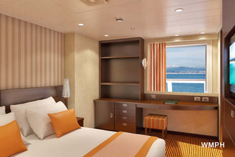 Carnival Victory Cabin 9202 Category Cs Captain S