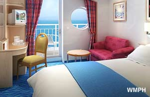 Norwegian Sky - Category BC - Cabin # 9064