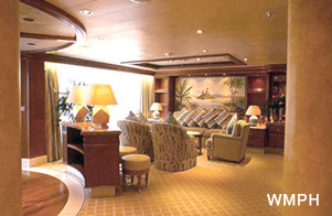 Caribbean Princess - Category S1 - Cabin # A750