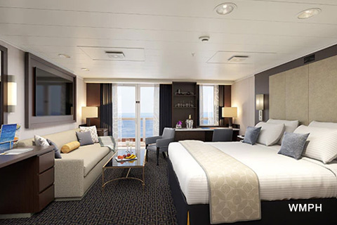 Westerdam Cabin SS6068 Category SS Signature Suite