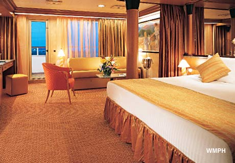 Carnival Ecstasy Cabin U73 Category Gs Grand Suite U73 On Icruise Com