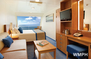 Carnival Valor - Category 6J - Cabin # 9199