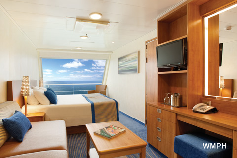 Carnival Valor Cabin 9199 Category 6j Scenic Ocean View Stateroom 9199 On Icruise Com