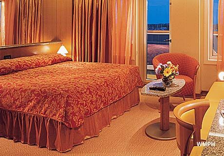 Carnival Valor Cabin 7272 - Category OS - Ocean Suite 7272 ...