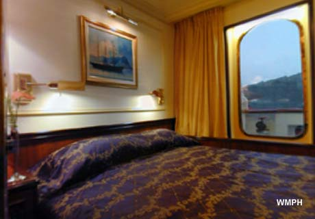 Royal Clipper Cabin 315 Category 1 Deluxe Outside