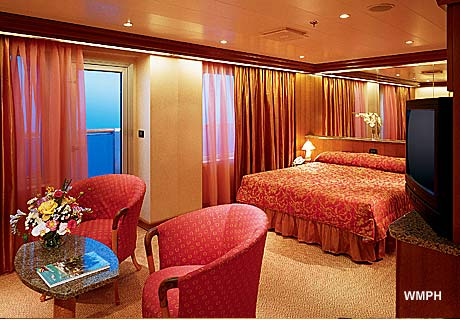 Carnival Liberty Cabin 9200 Category Cs Captain S Suite 9200 On Icruise Com