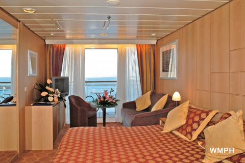 Msc Armonia Cabin 1030 Category S3 Aurea Suite 1030 On