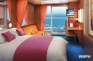 Norwegian Jewel - Category MB - Cabin # 11624