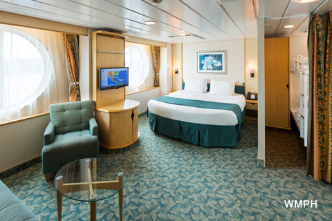 Freedom Of The Seas Cabin 9500 Category 1k Ultra