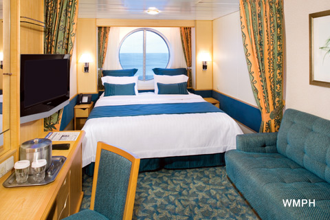 Freedom of the seas cabin 2354 category 3n ocean view for Liberty of the seas best cabins