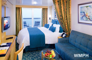 Freedom of the Seas - Category D3 - Cabin # 8694