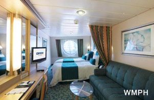 Freedom of the Seas - Category F - Cabin # 6202