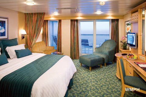 Freedom Of The Seas Cabin 1706 Category J3 Junior Suite 1706 On Icruise Com